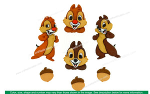 Jesse James Dress It Up Disney Chip & Dale...DISCONTINUED BY MANUF. | Craftastic Cabin Inc