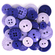 Jesse James Embellishments Color Me Purple
