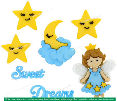 Jesse James Embellishments Sweet Dreams