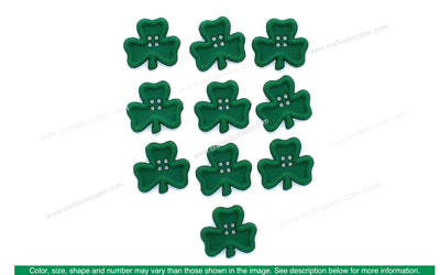 Jesse James Embellishments St Patrick's Irish Charm