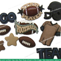 Jesse James Dress It Up Sports Football