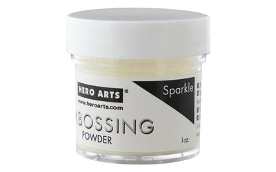 Hero Arts Embossing Powder Sparkle 1 oz