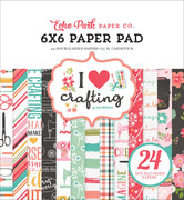 Carta Bella I HEART CRAFTING Paper Pad