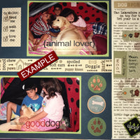 "12""x12"" MEMORY Package up to 60 photos Custom Scrapbooking Album"