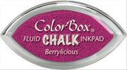 ColorBox Fluid Chalk Cat's Eye Ink Pad Berrylicious