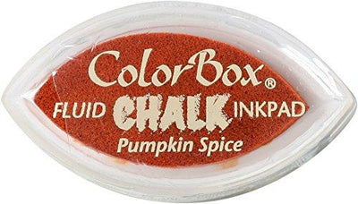 ColorBox Fluid Chalk Cat's Eye Ink Pad Pumpkin Spice