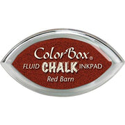 ColorBox Fluid Chalk Cat's Eye Ink Pad Red Barn
