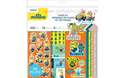 "EK Success Minions 12""x 12"" Page Kit"