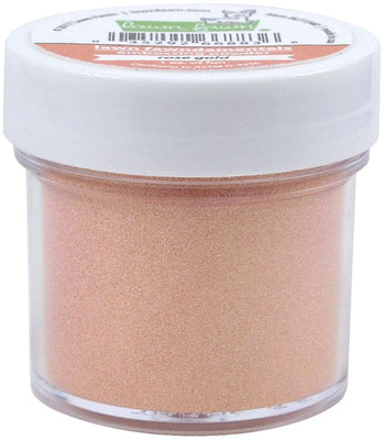 Lawn Fawn Embossing Powder: Rose Gold