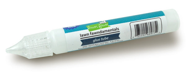 Lawn Fawn Glue Tube | Craftastic Cabin Inc