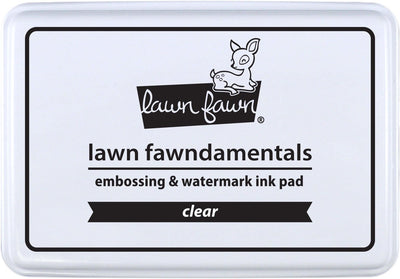 Lawn Fawn embossing ink pad | ink pad