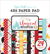 Magical Adventure 2 6 x 6 Paper Pad