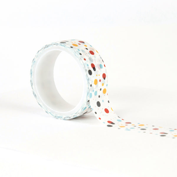 Echo Park Magical Adventure 2 Decorative Tape - Magical Dot | Craftastic Cabin Inc