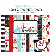 Magical Adventure 2 12 x 12 Paper Pad