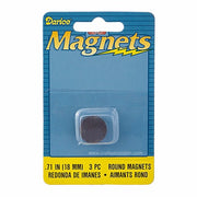 Darice® Magnets Super Strength - 18 mm - 3 pieces