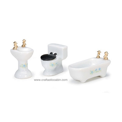 Timeless Minis™ - Bathroom Set - Assorted Sizes - 1 Set