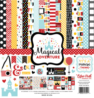 Magical Adventure Collection Kit 12