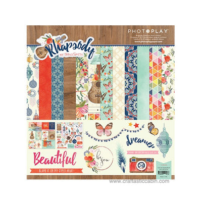 Photo Play Collection Rhapsody Pack 12x12
