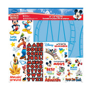 "SandyLion Page Kit Disney Mickey 12""x 12"""
