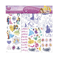 "SandyLion Page Kit Disney Princess 12""x12"""