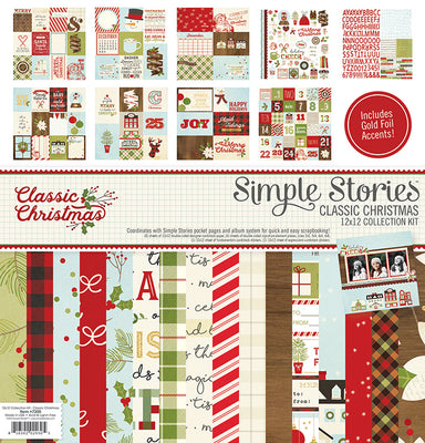 Classic Christmas Collection Kit 12