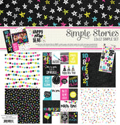 "Happy New Year Collection Kit 12""x 12"""