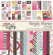 "Love & Adore Collection Kit 12""x 12"""