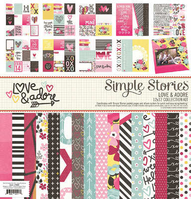 Love & Adore Collection Kit 12