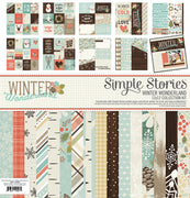 "Winter Wonderland Collection Kit 12""x 12"""