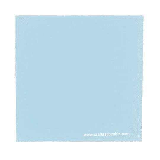 Core'dinations® Foundations Cardstock - Blue Prism - 12 X 12, 25 sheets | Craftastic Cabin Inc
