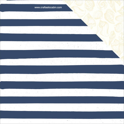 Kaisercraft Summer Splash Double-Sided Cardstock 12