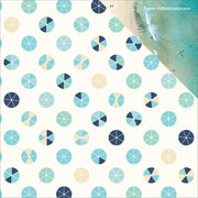 "Kaisercraft Summer Splash Double-Sided Cardstock 12""X12"" Beach Umbrellas, 20 sheets"