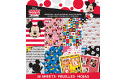 "Paper Pad Disney 12x12"" Mickey Friends"