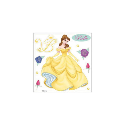 Belle - EK Success Disney Dimensional Stickers
