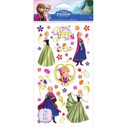Frozen Anna & Flowers - Jolee's Disney Flat Stickers
