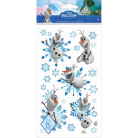 Frozen Olaf - Jolee's Disney Flat Stickers