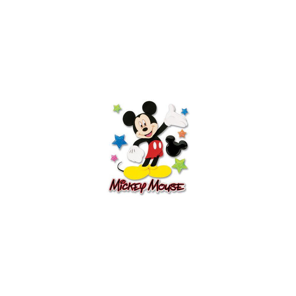 Disney Title Dimensional Stickers - Mickey