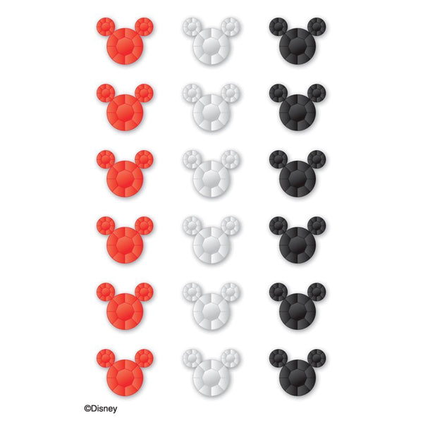 EK SUCCESS Jolee's Boutique Disney Dimensional Stickers - Mickey Mouse Head | Craftastic Cabin Inc