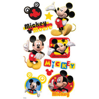 Disney Puffy Stickers - Mickey Mouse