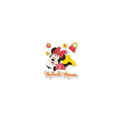 Disney Dimensional Stickers Minnie Mouse