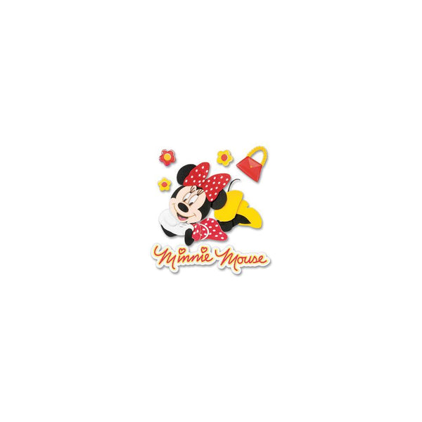 Jolee's EK Success Disney Dimensional Stickers Minnie Mouse | Craftastic Cabin Inc