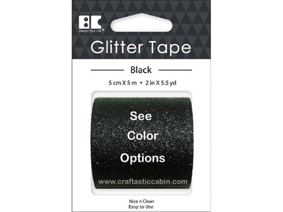 Best Creation Glitter Tapes Various Colors 2