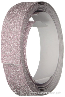 Darice® Sparkle PURPLE Tape 15mm x 3 yards
