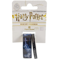 Paper House Washi Tape 2/Pkg Harry Potter Patronus