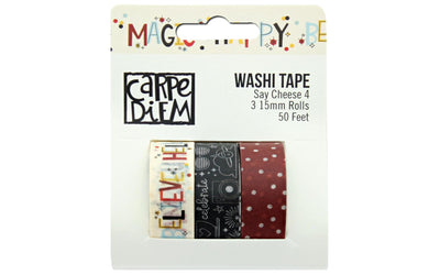 Simple Stories Say Cheese 4 Washi Tape