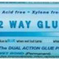 Zig Two Way Glue Jumbo Tip Bulk .88oz