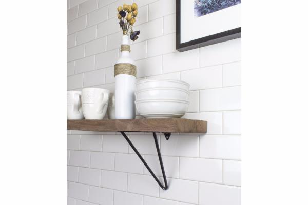 Black Adams Shelf Support Shelf Bracket Tronk Shelf Tronk Shelves Metal Shelf Hairpin Shelf Hairpin Shelves