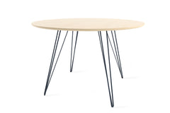 Williams Dining Table / Maple / Round