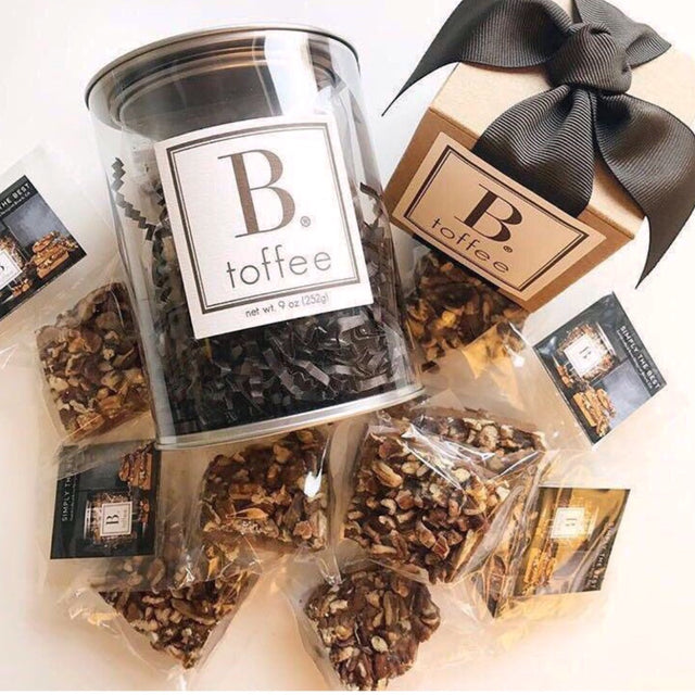 Vendor Spotlight -- B.Toffee