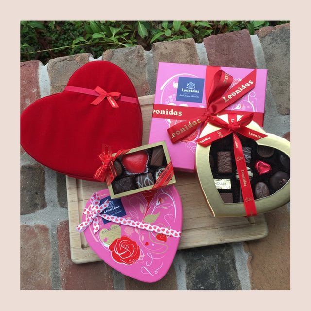 Valentine's Chocolate Gift Boxes